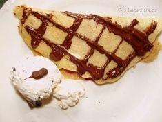 Palačinky z ovesných vloček recept - Labužník.cz Waffles, Baking, Breakfast, Food, Morning Coffee, Bakken, Essen, Waffle, Meals