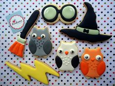 #Cookies de Harry Potter