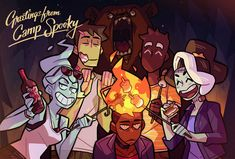 Monster Prom, Monster High, Cute Monsters, Art Reference Poses, Dragon Age, Fire Emblem, Cartoon Network, Cute Art