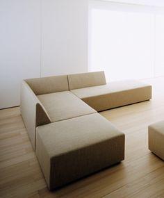 C-1 sofa by Curiosity.