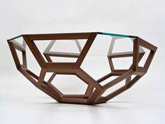 IkoIku Coffee Table by Peter Christian Rohnke