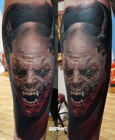 We are Skin City Tattoo Studio in Dublin – Professional Tattoo Dublin and Piercing Studio located in the heart of Dublin. We provide custom Tattoo Design. Great Tattoos, Body Art Tattoos, Evil Tattoos, Tatoos, Tattoo Dublin, Sunset Tattoos, Demon Tattoo, City Tattoo, Piercing Studio