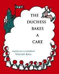 The Duchess Bakes a Cake {FI♥AR + Core A Week 7}