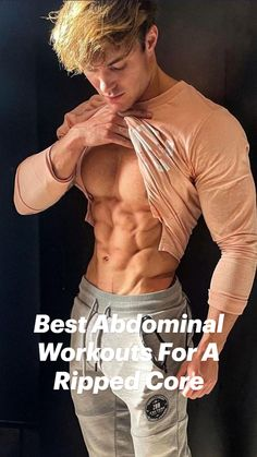 Abs And Cardio Workout, Ripped Workout, Workout Routine For Men, Calisthenics Workout, Slim Waist Workout, Gym Workout Videos, Weight Training Workouts, Gym Workout For Beginners, Boxing Workout