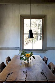 100+ Fantastic Farmhouse Dining Room Design Ideas #diningroom