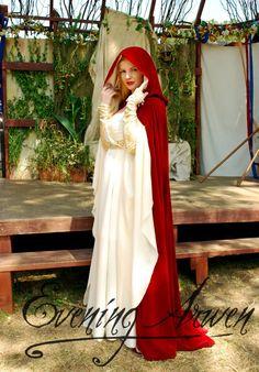 Medieval Costume by Eveningarwen on DeviantArt