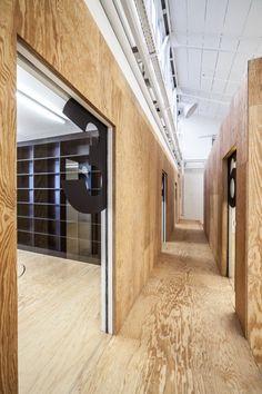 Quiksilver Showroom / Clemens Bachmann Architekten