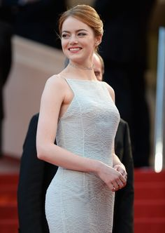 Emma Stone#Cannes2015