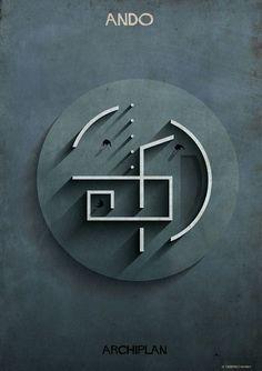 Galería de Las ilustraciones ARCHIPLAN de Federico Babina analizan las plantas de célebres arquitectos - 23