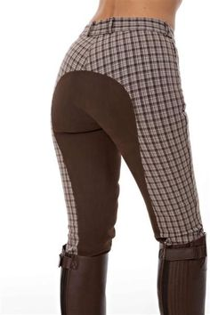 cheeky classic jodhpurs, made by Sherwood forest equinestrian