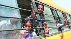 പെരുമ്പാവൂരിൽ സ്കൂൾ ബസ് മറിഞ്ഞ് വിദ്യാർഥികൾക്ക് പരിക്ക്