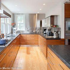 Honed Virginia Mist Granite Design, Pictures, Remodel, Decor and Ideas Grey Countertops, Granite, Virginia, Pictures, Kitchen, Ideas, Design, Home Decor, Photos
