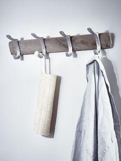 NEW Industrial Style Coat Hooks - Indoor Living