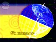 Cycle 1 Week 13 - (Watch at home with kids during week What Causes Earth's Seasons? EXCELLENT video for kids about the earth's tilt and how it affects seasons. Kindergarten Science, Elementary Science, Middle School Science, Science Classroom, Teaching Science, Teaching Boys, Science Videos, Science Resources, Science Lessons