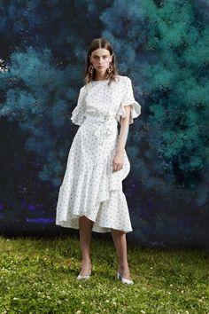 Cynthia Rowley #VogueRussia #resort #springsummer2018 #CynthiaRowley #VogueCollections
