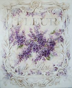 lavender. . . .