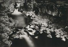 Shoshone Falls ( 2010 ) by Thomas Joshua Cooper: a legendary landscape captured by a legendary landscape photgrapher...