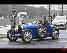 """La Bugatti Type 35 """"Grand Prix"""""""