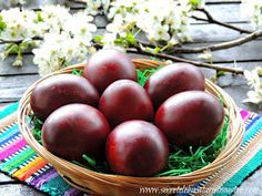 Happy Easter, Easter Eggs, Plum, Sweet, Food, Happy Easter Day, Candy, Essen, Meals