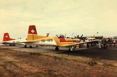 May 7, 1984: First flight of the Pilatus PC-9