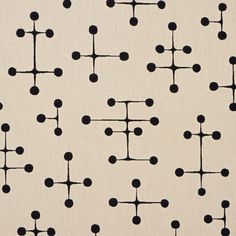 Maharam Dot Pattern by Charles and Ray Eames 1947