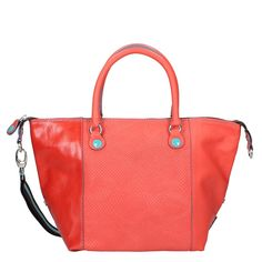 Gabs corallo! Very fashion! Boggle, Tote Bag, Bags, Fashion, Handbags, Moda, La Mode, Carry Bag, Dime Bags