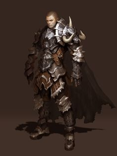 DeviantArt: More Like Paladin by AphexTal Fantasy Art Men, Fantasy Kunst, Fantasy Armor, Medieval Fantasy, Medieval Armor, Character Design Cartoon, Character Design Inspiration, Paladin, Armor Concept