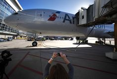 New American Airlines 777