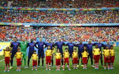 World Cup Final 2010 Rematch Spain vs Netherlands in Pictures