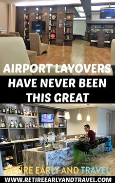 airport layovers using Priority Pass