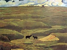 Black Rams (Georges Lacombe)