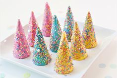 (Simple & Sweet) Unicorn Birthday Party Ideas // Hostess with the Mostess® Rainbow First Birthday, Rainbow Unicorn Party, Unicorn Themed Birthday, Baby Girl First Birthday, Unicorn Birthday Parties, First Birthday Parties, First Birthdays, Birthday Ideas, 8th Birthday