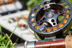 How to fly fish with a fly rod.