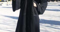 Latest Al-Karam Qadri Velvet Abaya Collection