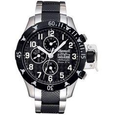 Reloj Hombre Ingersoll Bison 12 Crono Acero  http://www.tutunca.es/reloj-hombre-ingersoll-bison-12-crono-acero