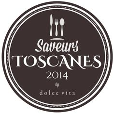 logo saveurs toscanes by dolce vita