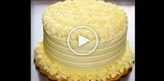 Jello Recipes, Cake Recipes, Sweets Cake, Cupcake Cakes, Almond Pastry, Mini Cheesecakes, Frosting, Birthday Cake, Projects To Try