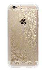 Rifle Paper Co. Clear Gold Floral Lace iPhone cases have arrived!