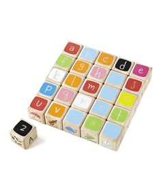 ABC Block Set | Daily deals for moms, babies and kids