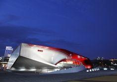 Expo 2010_Austrian Pavilion (SPAN)