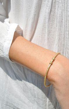 anaïse suzannah wainhouse wrapped bangle