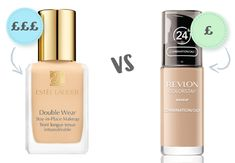 The Best Foundation Dupes for 2017 - Christmas-Desserts Makeup Guide, Eye Makeup Tips, Makeup Tools, Makeup Products, Beauty Products, Mac Makeup, Skin Makeup, Skincare Dupes, Beauty Dupes