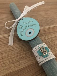 Handcrafted Greek Orthodox Easter Candles Lambathes by on Etsy Orthodox Easter, Fragrant Candles, Greek Easter, Easter 2020, Easter Ideas, Personalized Items, Baby, Handmade, Decorated Candles