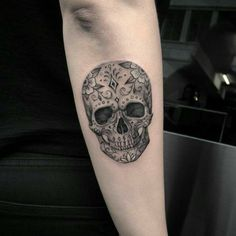 Tatto calavera