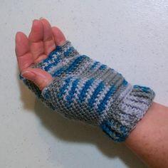 Half-finger Crochet Gloves - Knitting Patterns and Crochet Patterns from KnitPicks.com