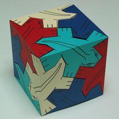 とかげの立方体