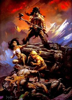 1983 Fire & Ice movie poster