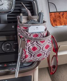 Look at this #zulilyfind! Sahara DriverPockets™ Air Vent Phone Holder & Charging Port by High Road #zulilyfinds