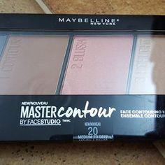 Amazon.com: Customer Reviews: Maybelline New York Facestudio Master Contour, Light To Medium, 0.17 Ounce