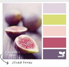 Mom, these are the colors we are trying to use in the nursery. :)